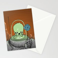 Atomic Lover Stationery Cards