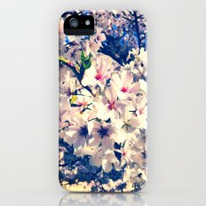 Cherry Blossom Slim Case iPhone (5, 5s)