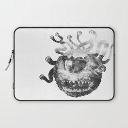 Beholder (Black & White) Laptop Sleeve