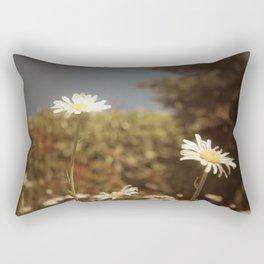 Daisy Flower 2 Rectangular Pillow