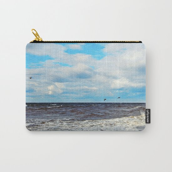 Flying Cormorants Carry-All Pouch
