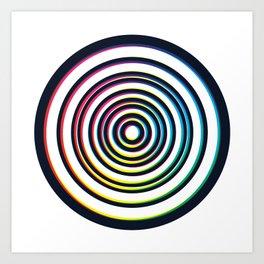 Spectrum Art Print