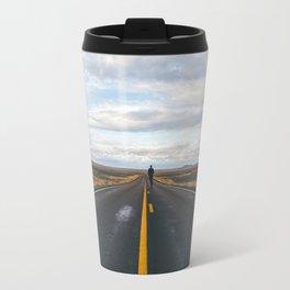 Explore The Open Road Travel Mug