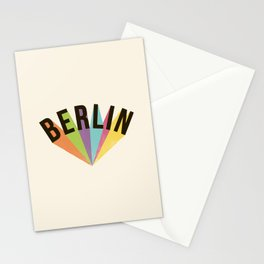 Letters : Berlin Stationery Cards
