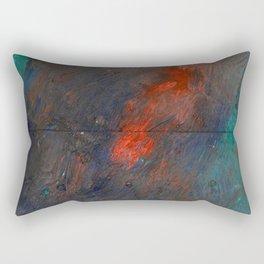 Post Belief Rectangular Pillow