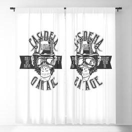 Pasadena Garage Blackout Curtain