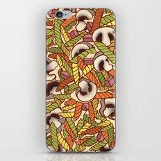 Mushroom Vegaroni  iPhone & iPod Skin