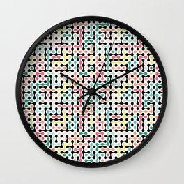 Network Analysis Wall Clock