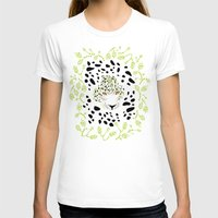 leopard T-shirts featuring Leopard by Ornaart