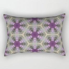 A Blurry Trip Rectangular Pillow