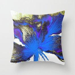 Flower1 Throw Pillow