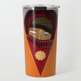 C Etniczero: Relativo a la raza Travel Mug