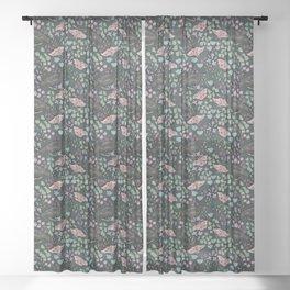 Moth & Starling Sheer Curtain