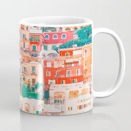 Positano, beauty of Italy Coffee Mug