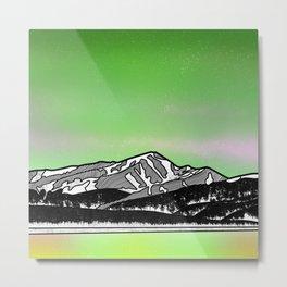 Mount Elbret Metal Print