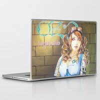 dorothy Laptop & iPad Skins featuring Dorothy by marmaseo