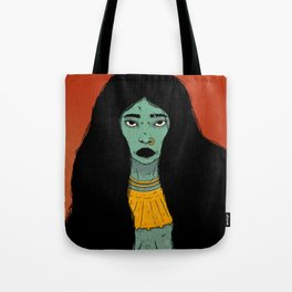 Mistress Luck Tote Bag