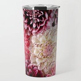 flower, happy mothers day Travel Mug