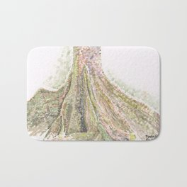 Buttress Tree Bath Mat