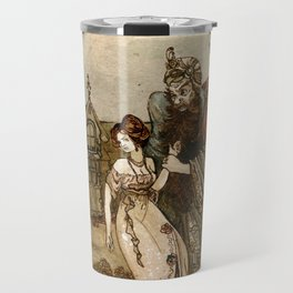 Bluebeard Travel Mug