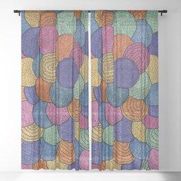 Bubbles Sheer Curtain