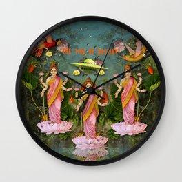 tHe tiDe of dEstiNy  Wall Clock