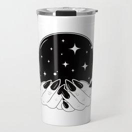Crystal Ball Travel Mug