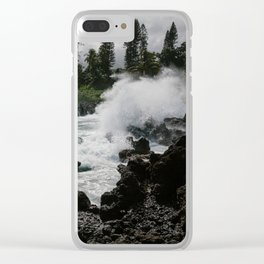 Almost to Hana Clear iPhone Case