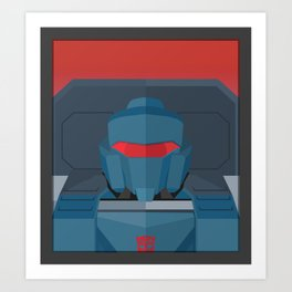 Pipes MTMTE Art Print