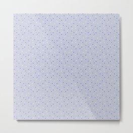 SSCATEREDD - Polka Dot, Spots, Triangles, Simple, Kids Metal Print