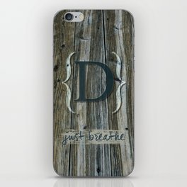 D for Donna! iPhone Skin