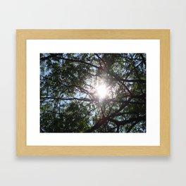 Inspired Framed Art Print