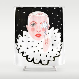 Cold Spring Shower Curtain