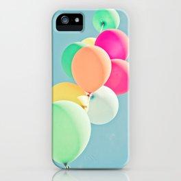 Balloon Mania iPhone Case