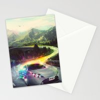Superhighway Stationery Cards