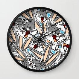 LOONEYTUNES - BUGS BUNNY 1 Wall Clock