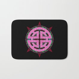 World Religions -- Chinese Traditional Religion Bath Mat