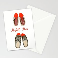 Perfect Pair Stationery Cards