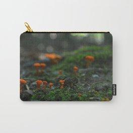 Micro Mushrooms Carry-All Pouch