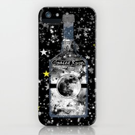 Spaced Rum iPhone Case