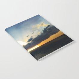 Abstract Environment 03: Volcano Notebook