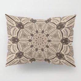 Ouija Wheel - Beyond the Veil Pillow Sham