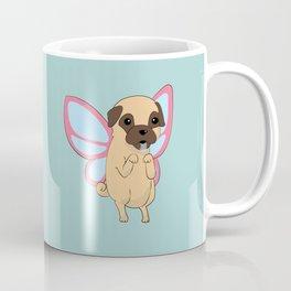 Puggerfly Coffee Mug