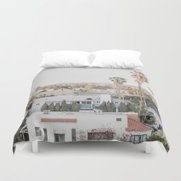 Hollywood California Duvet Cover