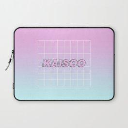 KAI SOO #1 Laptop Sleeve