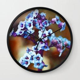 MAGIC PINK BLOSSOMS Wall Clock