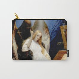 The Angel of Death Carry-All Pouch