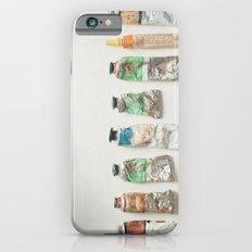 Oil Paints Slim Case iPhone 6s