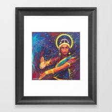Shakti Framed Art Print