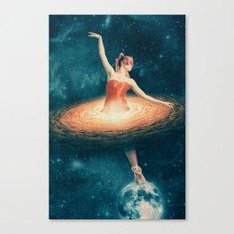 Prima Ballerina Assoluta Canvas Print